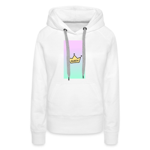 Your the Queen design - Women's Premium Hoodie