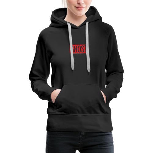Ghost Music Logo - Women's Premium Hoodie