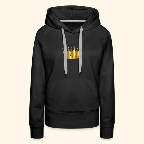 Royal Crown - Women's Premium Hoodie