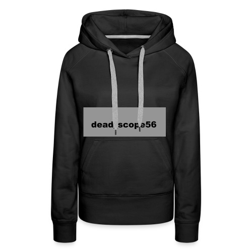 dead_scope56 - Women's Premium Hoodie