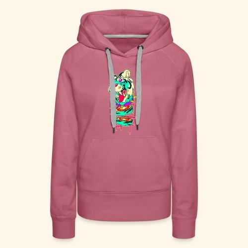 - Decaptiger - - Women's Premium Hoodie