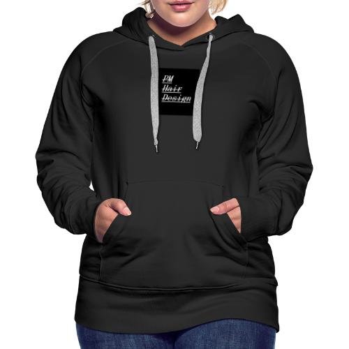 PM Hair Design - Women's Premium Hoodie