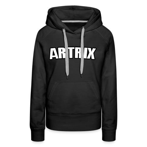 The Official Artrix Hoodie - Women's Premium Hoodie