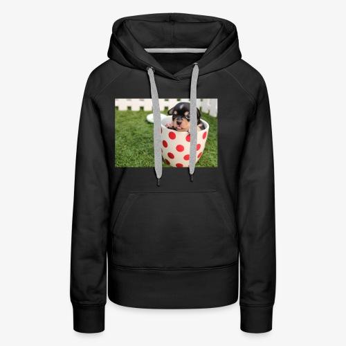 chihuahua dog - Women's Premium Hoodie