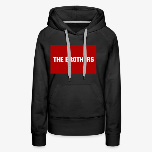 The Brothers - Women's Premium Hoodie