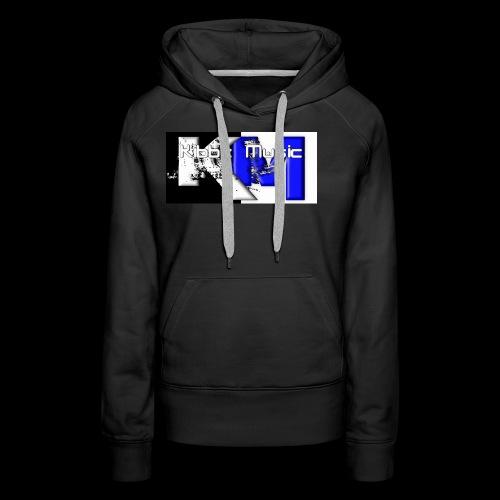Kibbz Music - Women's Premium Hoodie