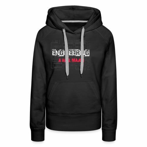 Electrical Engineering T Shirt - Women's Premium Hoodie