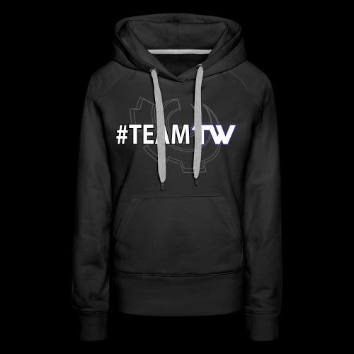 TeamTW - Women's Premium Hoodie