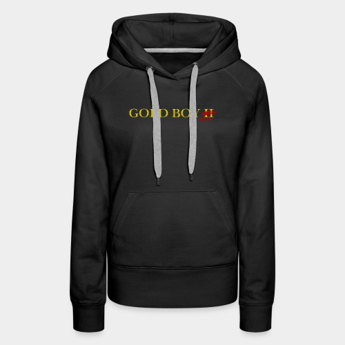 Gold Boy One - Women's Premium Hoodie