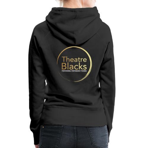 color logo transparent - Women's Premium Hoodie
