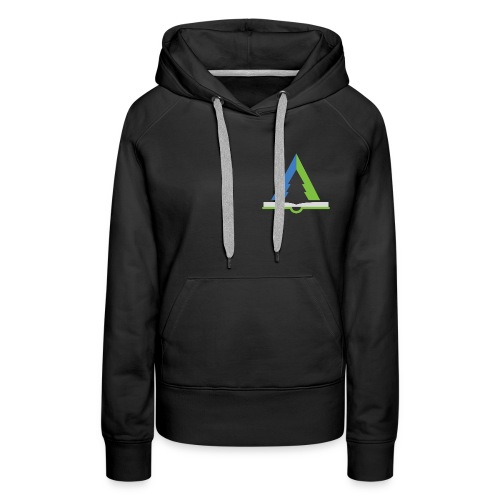 PTA Plain Front and Back - Women's Premium Hoodie