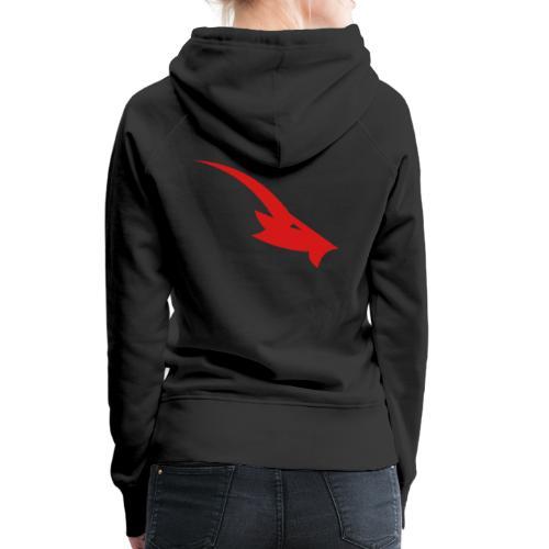 Champions Mind Logo - Women's Premium Hoodie