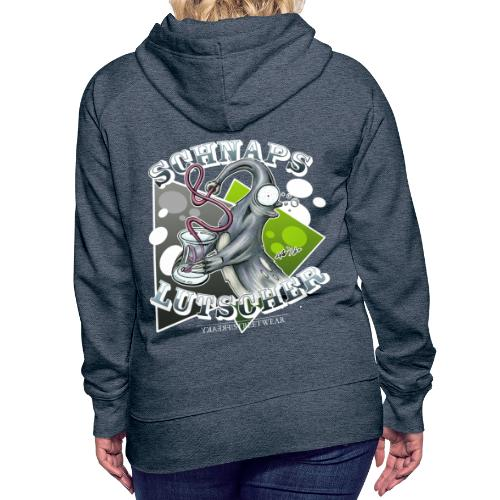 Schnapslutscher I - Women's Premium Hoodie
