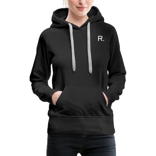 Reckoner 2019 (white) - Women's Premium Hoodie