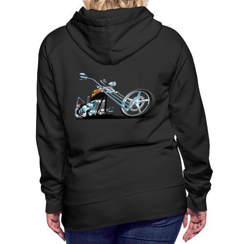 Classic American Chopper - Women's Premium Hoodie