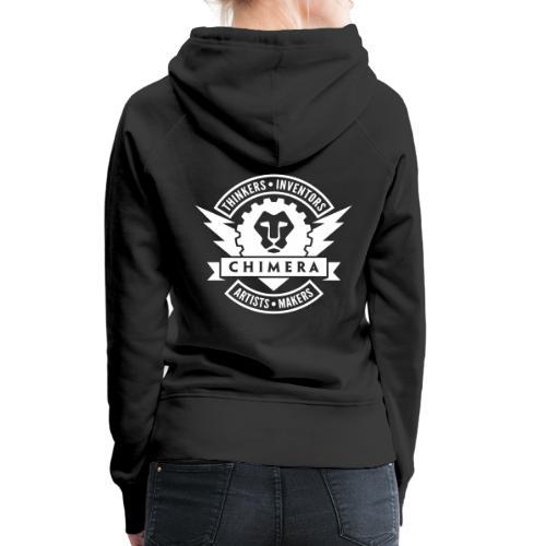 Chimera Logo (Light) - Women's Premium Hoodie