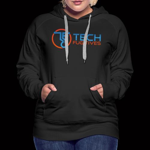 Tech Fugitives Logo T's and Gear - Women's Premium Hoodie