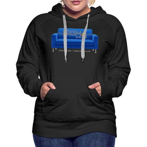 Blue Couch - Women's Premium Hoodie
