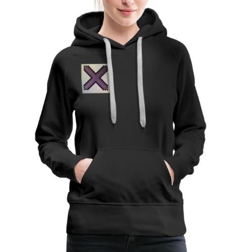 Purple XaRo - Women's Premium Hoodie