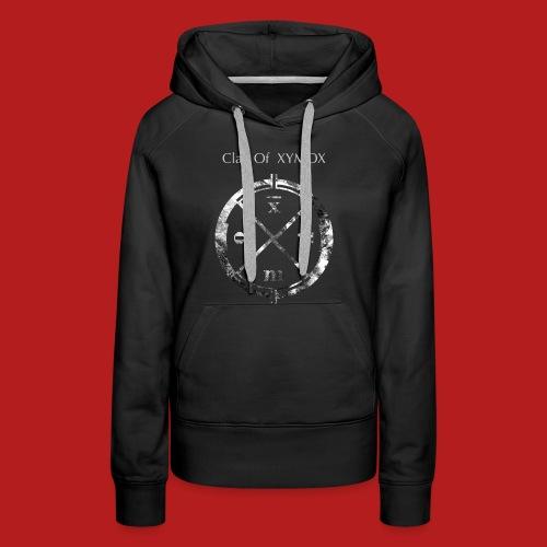 Logo shirt COX for PRINT - Women's Premium Hoodie