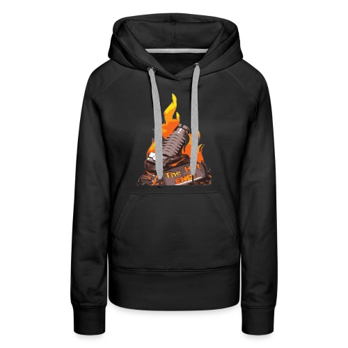 The Hot End Official T - Women's Premium Hoodie