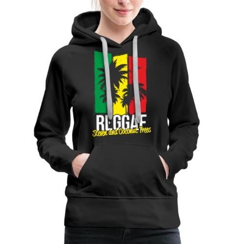reggae - Women's Premium Hoodie