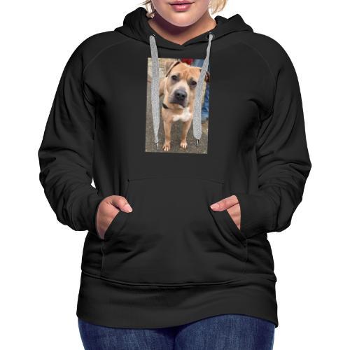 Brute Pup - Women's Premium Hoodie