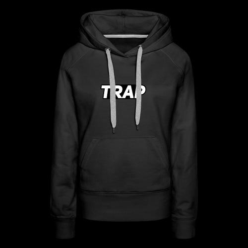 Trap Line - Women's Premium Hoodie