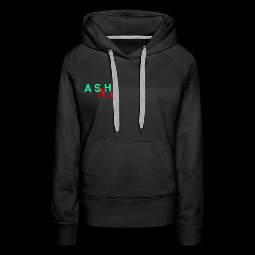 ASHXOLIMITED - Women's Premium Hoodie