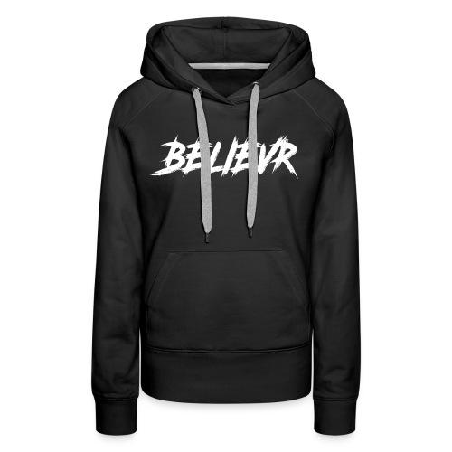 BelievR1 - Women's Premium Hoodie
