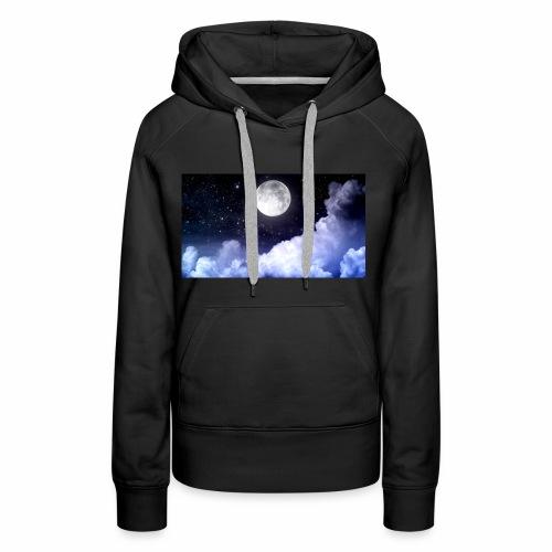 Full Moon - Women's Premium Hoodie