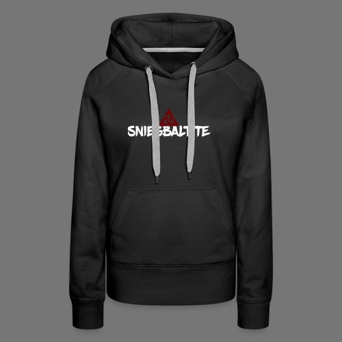 SniegBaltite_Hoodie - Women's Premium Hoodie