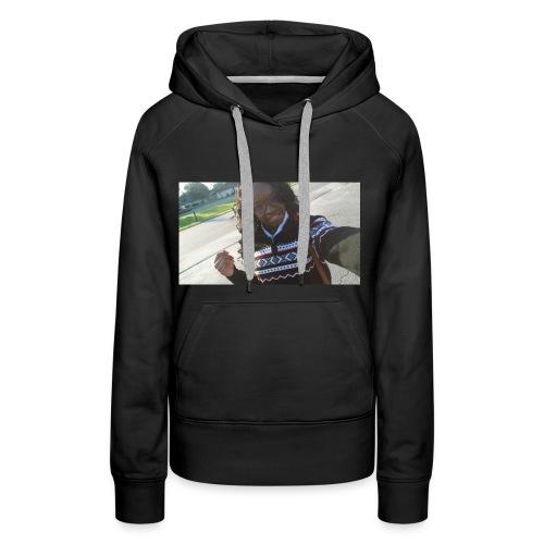 selfie hoodie - Women's Premium Hoodie