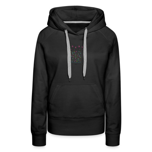 20170126_UxSwitch_t-shirts_all_A4-print - Women's Premium Hoodie