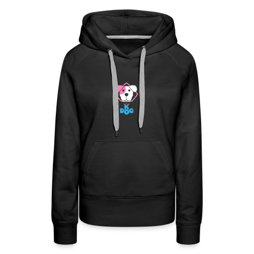 Puppy {clear backround} - Women's Premium Hoodie