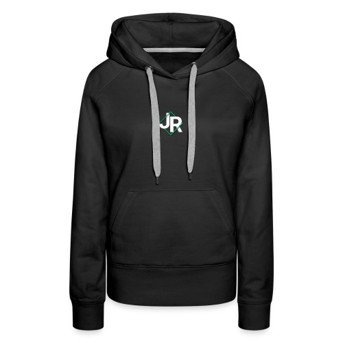 J. R. Swab Logo - Women's Premium Hoodie