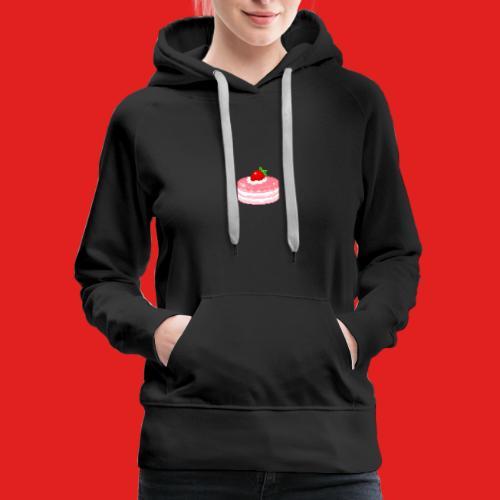 Cherry cake - Women's Premium Hoodie