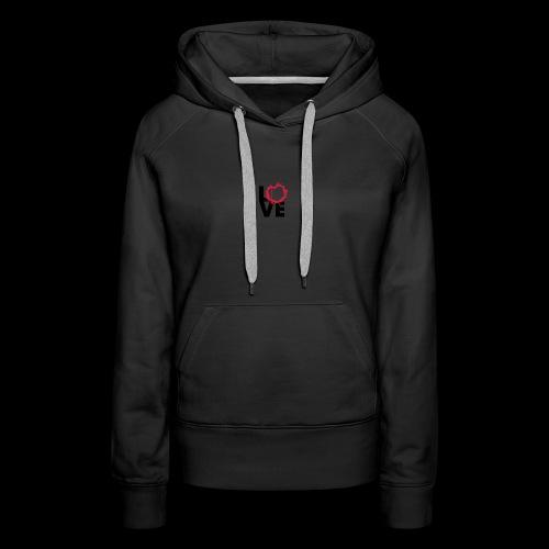 Love T-shirts - Women's Premium Hoodie