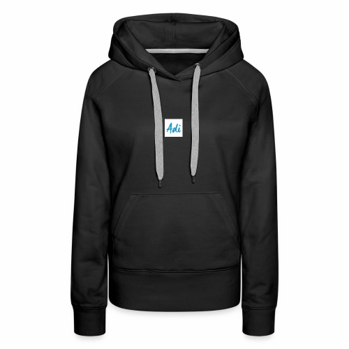 LogoSample ByTailorBrands - Women's Premium Hoodie