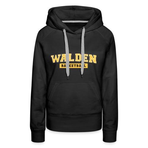 Walden Basketball - Women's Premium Hoodie