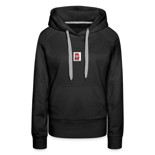 Slot Machine - Women's Premium Hoodie