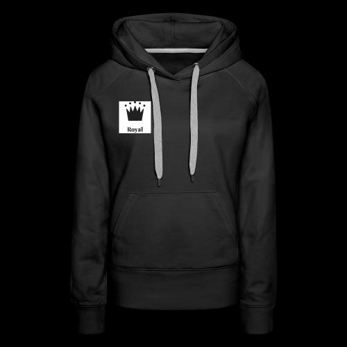 logo preview 93ad56b0 1794 4c34 ac9a ee381433f1df - Women's Premium Hoodie