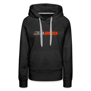TEAM johnsen - Women's Premium Hoodie