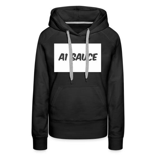 A1 sauce - Women's Premium Hoodie