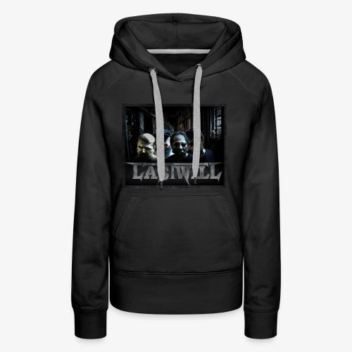 Last Will Zombie Shirt - Women's Premium Hoodie