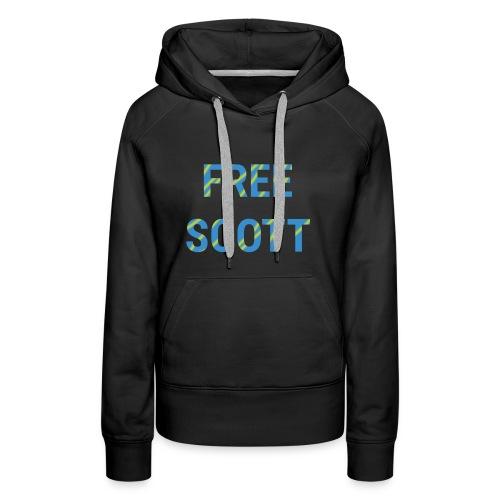 Free Scott - Women's Premium Hoodie