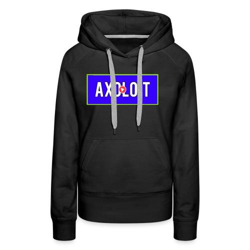 AxolOit - Women's Premium Hoodie