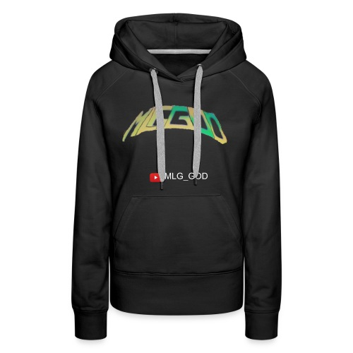 MLG GOD MERCH - Women's Premium Hoodie