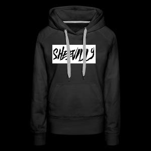 LIL TAY - SHEEVILLY GANG MERCH - Women's Premium Hoodie