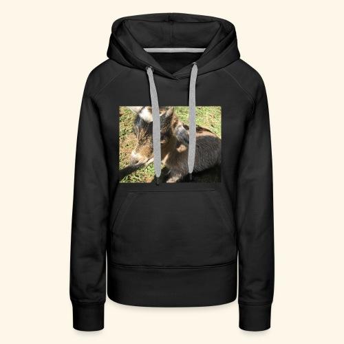 Dope goat - Women's Premium Hoodie